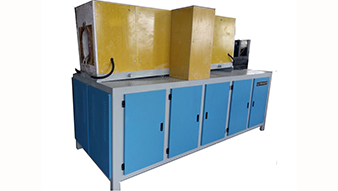 Sectional Induction Heating Furnace