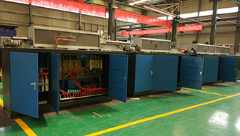 Steel Billets Induction Heating Furnace